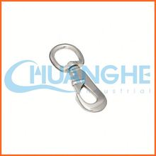 Made in china flip handbag alloy snap hook