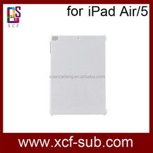 3d sublimation cases for ipad air,for ipad 5 3d sublimation cases
