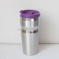 450ML metal promotional mug,stainless steel magic mug