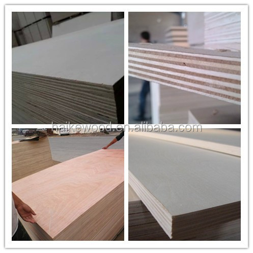 competitive plywood prices building construction material