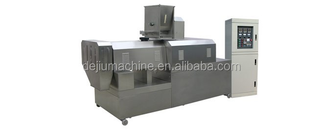 2017 Corn Flakes/breakfast Processing Machine/corn chips making machine with big quality