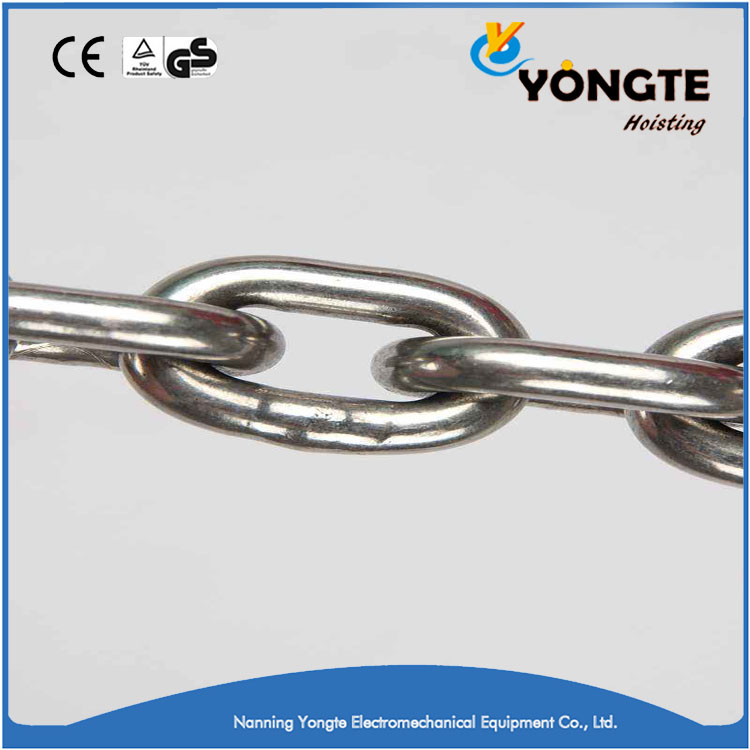 Alloy anchor Steel Chain /galvanized steel chain