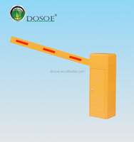 Parking lot barrier gates manual boom gate from Deshun Technology