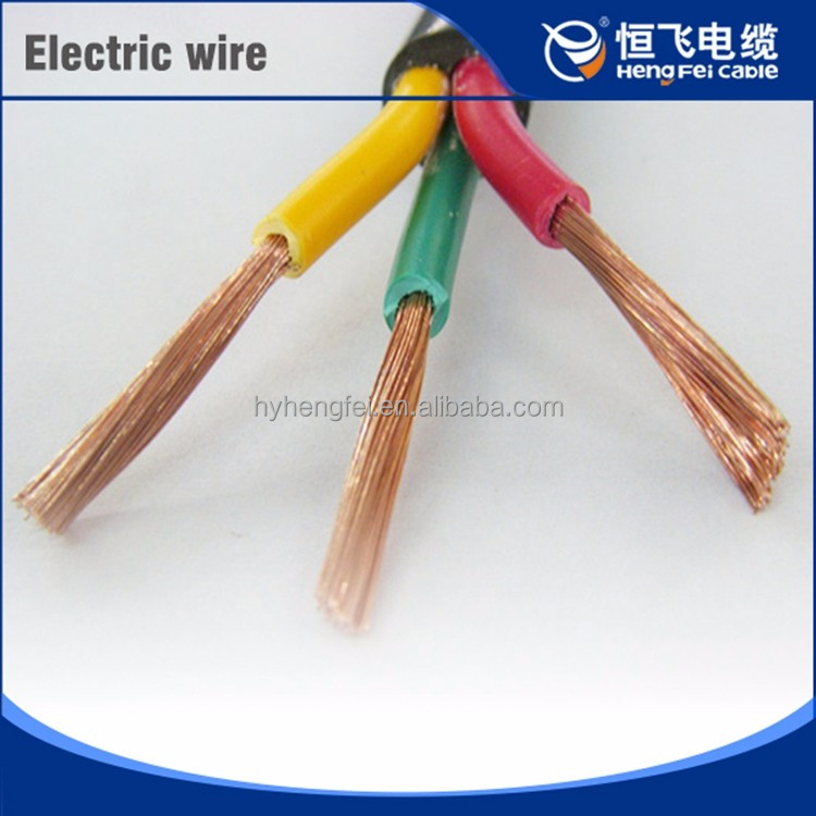 Best Quality Waterproof Heavy Duty Electric Wire