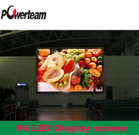 Building wall mounted advertising outdoor P16 led display/outdoor P10, P16 large led display screen
