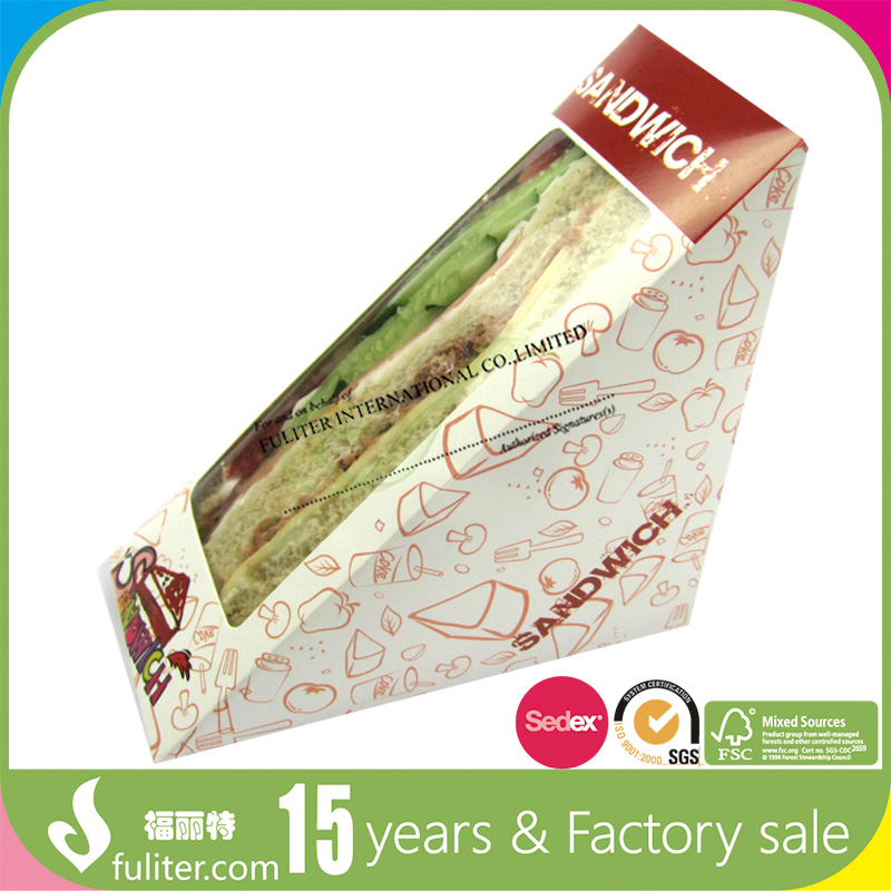 Guangdong printed wrapping sandwich packaging paper
