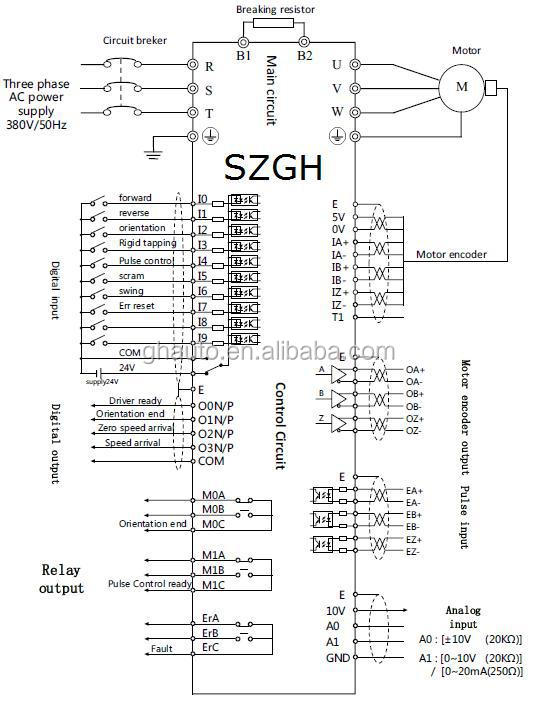 2 2kw spindle wiring diagram spindle chassis wiring