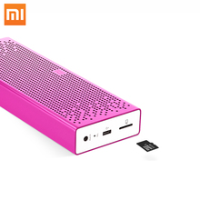 New Arrival Mi Micro card new case high quality bluetooth speaker