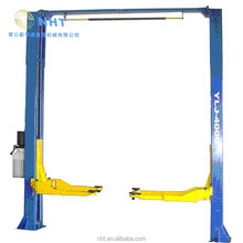 YLJ3600 floor clear two post car lift