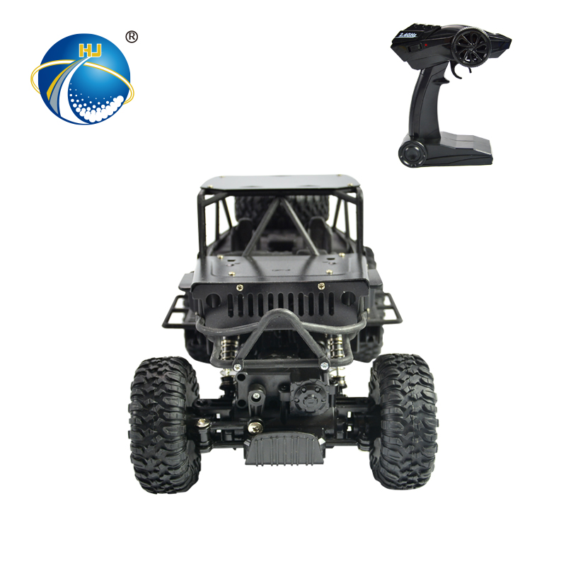 2.4G ABS material cross country 6-wheel r/c car for kids play