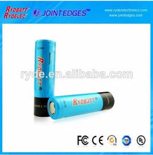 Li-ion 18650 3.7V 3400mAh rechargeable battery cell