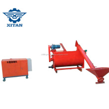 ISO XF10 lightweight concrete mixer pump for clc block making