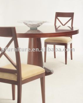 Solid wood dining chair (PVB030)