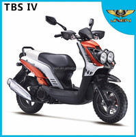 TBS IV JNEN motor New design 2017 fashion model gasoline scooter 50CC/125CC EEC