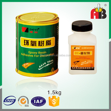 High quality wholesale new style trade assurance epoxy resin concrete adhesive