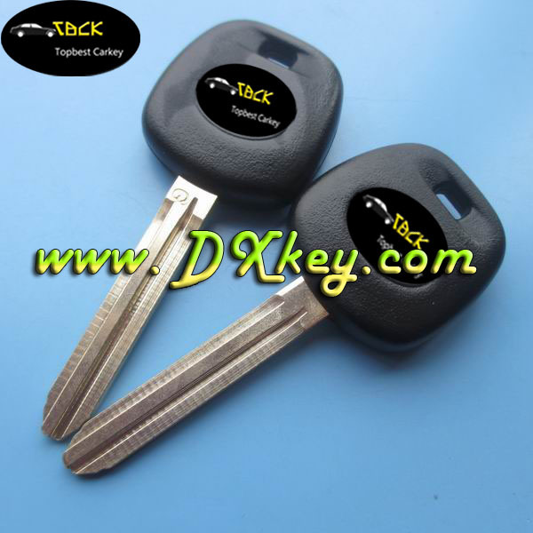 Good price Toy43 transponder key with G chip with logo for toyota g chip key toyota smart key