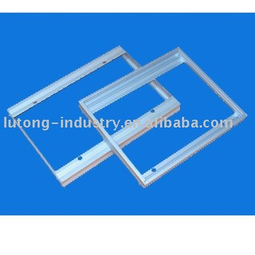 anodized aluminium solar pv module frame easy for processing