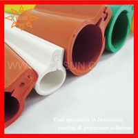 Silicon rubber cover power line sleeve