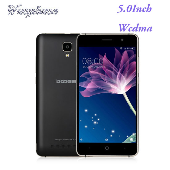 Wholesale DOOGEE <strong>X10</strong> mobile <strong>phones</strong> 5.0Inch IPS 8GB Android6.0 smart <strong>phone</strong> Dual SIM MTK6570 5.0MP 3360mAH WCDMA GSM cellphone