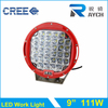 Truck Parts 9Inch 111W LED Work Light, CRE E Car Lamp, 111W Auto LED Tuning Light