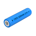 TrustFire 3.7v Lithium ion Battery 17670 2200mAh Battery