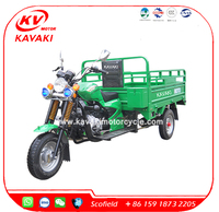 250CC Big Wheel Gas Motor Tricycle Motorized Tricycles for Adults