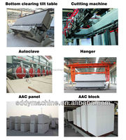2015 Donyue branded AAC Aerated Autoclaved Concrete Block Machine line