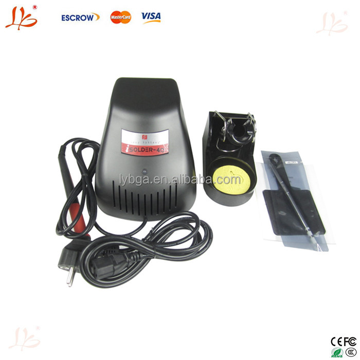 High quality easy to use, Soldering Station of JOVY Isolder-40