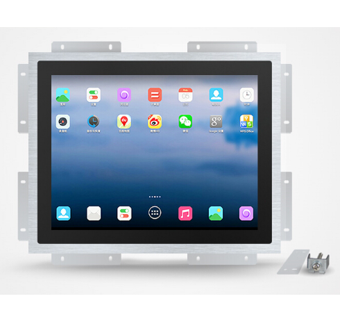 Chinese price 17 inch pc tablet with DDR3, DC 12V, hd mi input, lcd panel, LED backlight