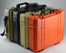 Safety IP67 Hard Plastic Professional carrying case