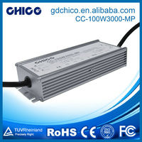 CC-100W3000-MP 100W 3000ma integrated lamp waterproof electronic led driver