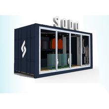 Removable and dismountable 2015 China Luxury Container Home/Container House/Container Kit Homes