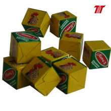 100g chicken cube with top grade quality for Nigeria