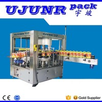 Automatic hot glue label machines,hot glue labeller, View hot glue label machines