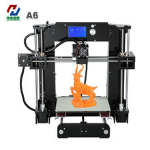 A6 3D PRINTER factory price wholesale Moscow warehouse stock