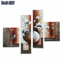 Home Goods Oil Painting Canvas Panel Decoration Wall Scenery Painting