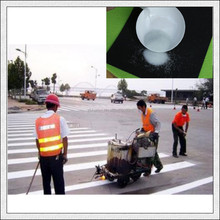 Road Marking Paint Glass Beads High Reflective Glass Beads for Road Marking Premix/Drop on Glass Beads for Road Marking