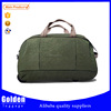 waterproof nylon fabric travel bags good trolley and two built-in wheels luggage bags