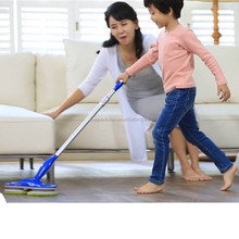 China Manufacture Professional Clean room Microfiber wireless electric Mop