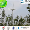 wind turbine 500w + 500w solar panel hybrid system for home use