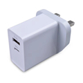 Wholesale UK Plug 30W Fast Charge PD Adapter, High Quality Usb Travel Wall Charger