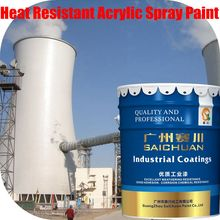 Heat Resistant Appliance Acrylic Spray Coating Paint