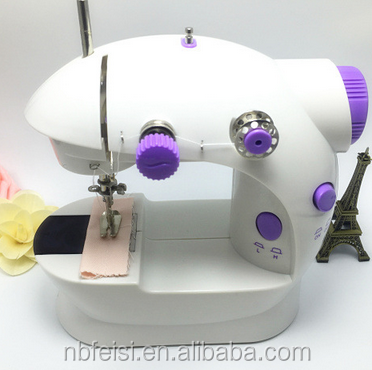 High quality mini sewing machine