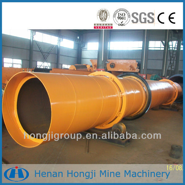 Hot-selling CE, ISO and IQNET Vinasses Rotary Dryer