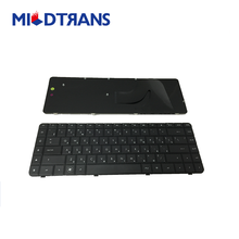 Hot sale laptop keyboard for HP CQ62 RU