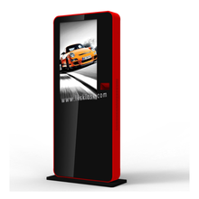 LKS free floor standing 19 kiosk touchscreen for payment kiosk