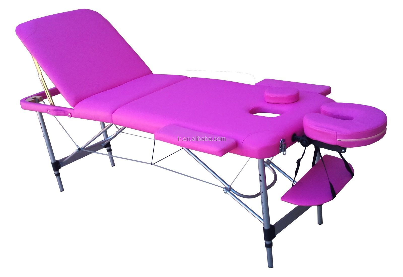 portable aluminum massage table lightweight camping aluminum folding table