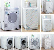New design Washing Machine Cover / Washing Machine Protective Dust Jacket / washing machine fabric cover