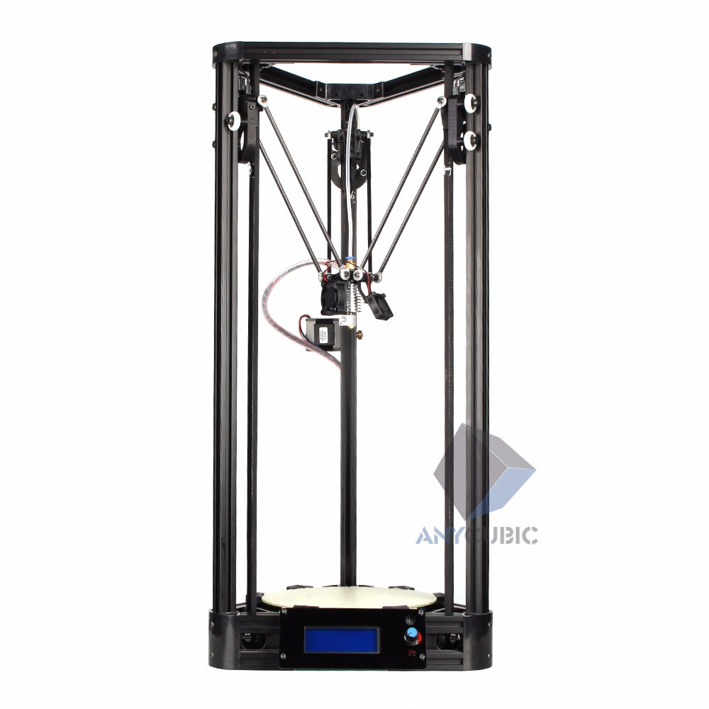 2016 anycubic kossel pro 3d printing manufacturing closed for 3d printer house for sale