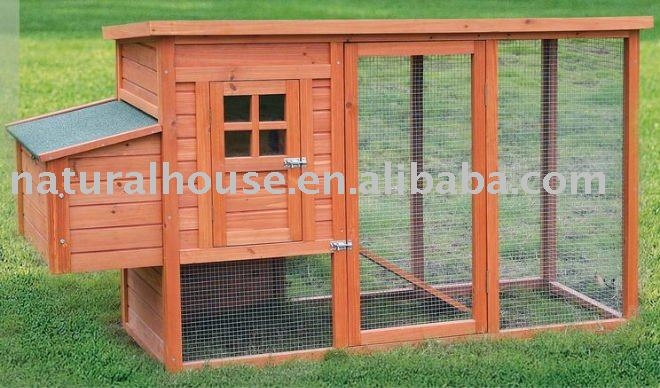 Item no.CH-1676AT Wooden Poultry House
